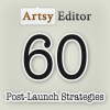 60 Post-Launch Strategies for Startups